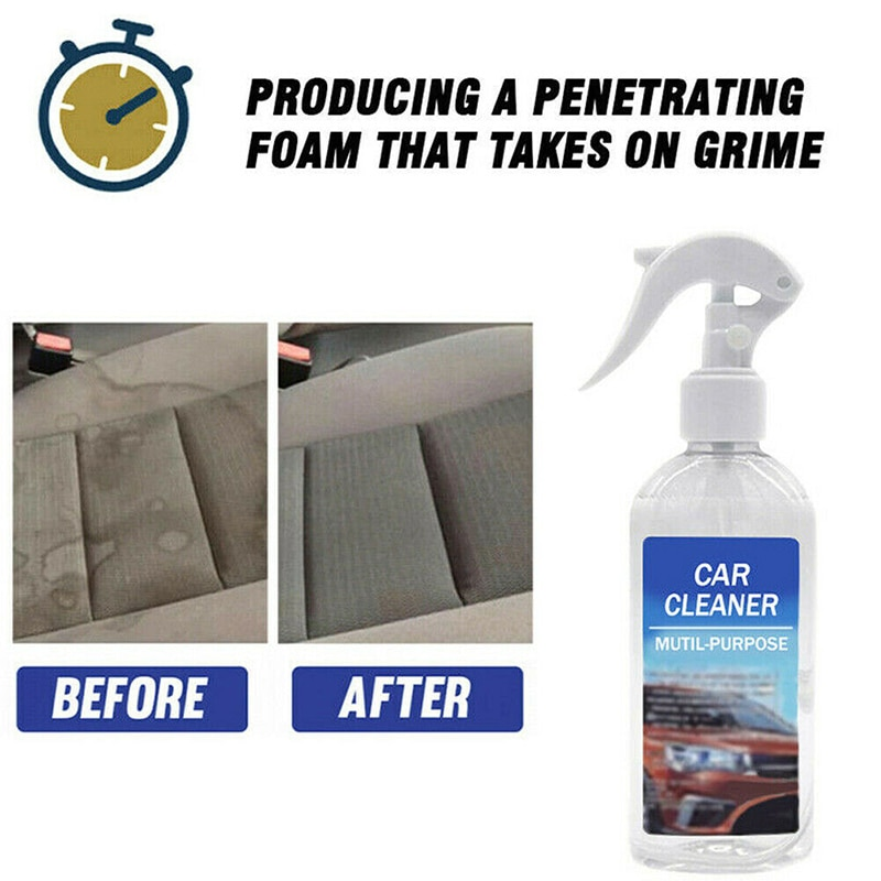 Multi-purpose multi-funcional carro interior bolha limpador ferramenta de limpeza para casa gq999