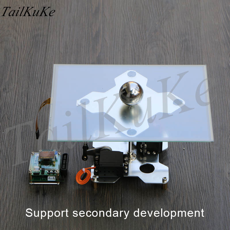 Sistema de controle de bola de críquete sistema de bola de rolamento 2017 design eletrônico bola-placa de equilíbrio bola pid