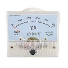 Medidor de Panel de precisión analógica de clase 2,5 AC 0-500MA