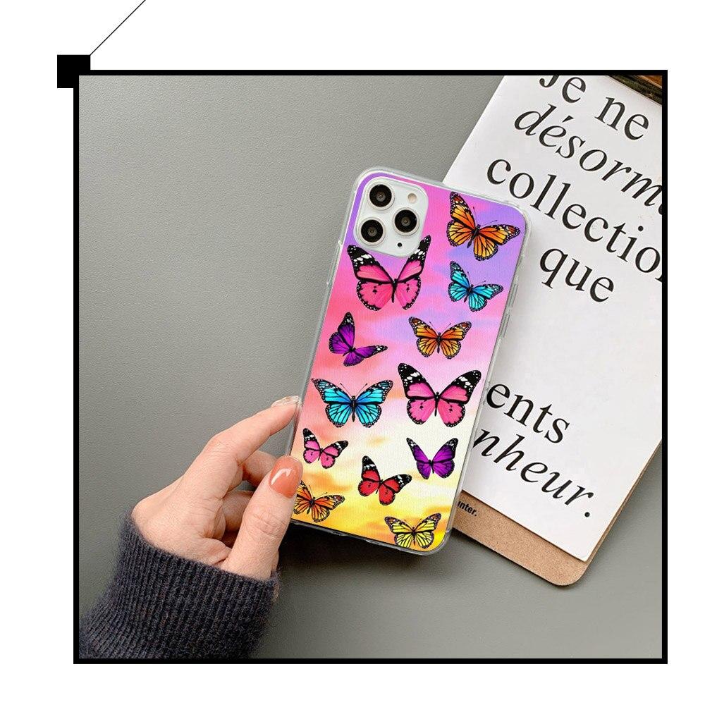 Antonio Garza mariposa teléfono caso del teléfono del caso para el iPhone...