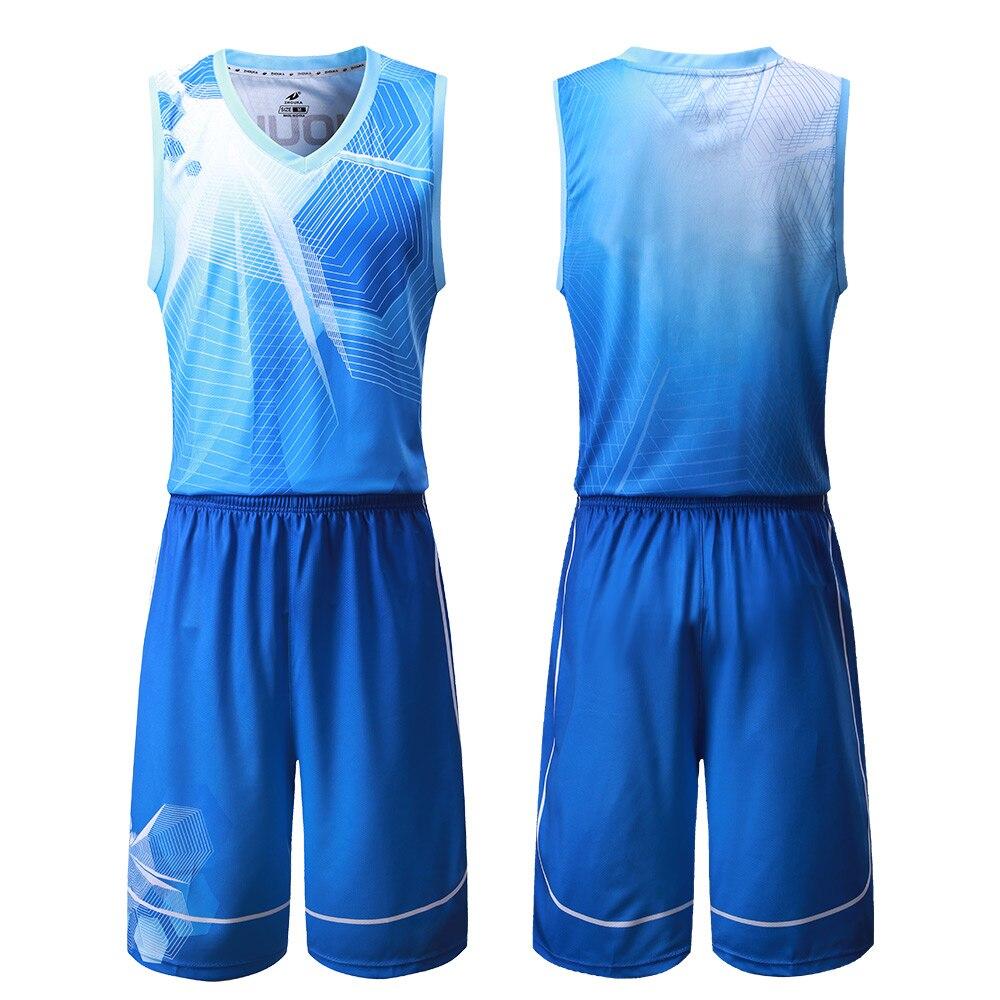 Jerseys de baloncesto universitario USA Jersey de baloncesto Reversible nombre personalizado + número uniformes baratos de baloncesto juvenil