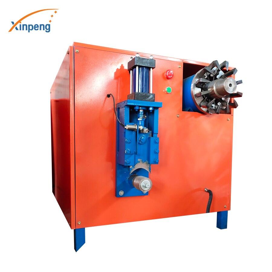 Xinpeng الخردة موتور الموالي آلة تفكيك لإعادة تدوير نفايات الأسلاك النحاسية