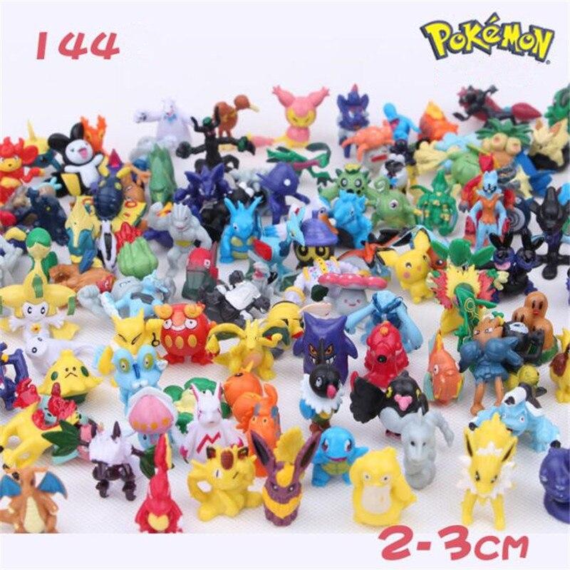 Pokemon de Anime japonés muñeco de Pikachu de insignia de Cosplay Microlandschaft juguete regalo
