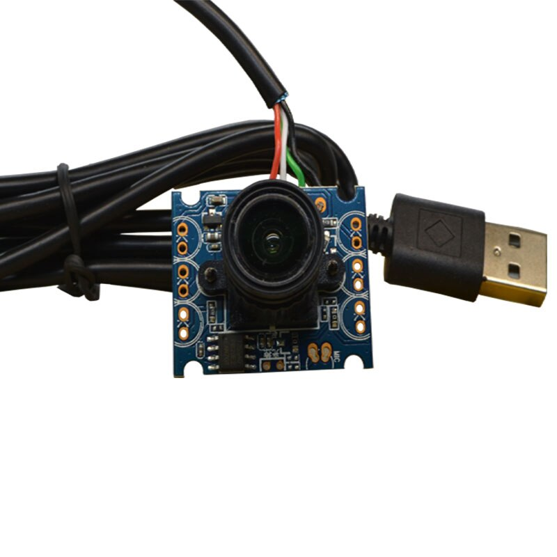 1 Million HD Infrared Android 720P Industrial Computer Camera Wide-angle Distortion-free USB Camera PCBA Module