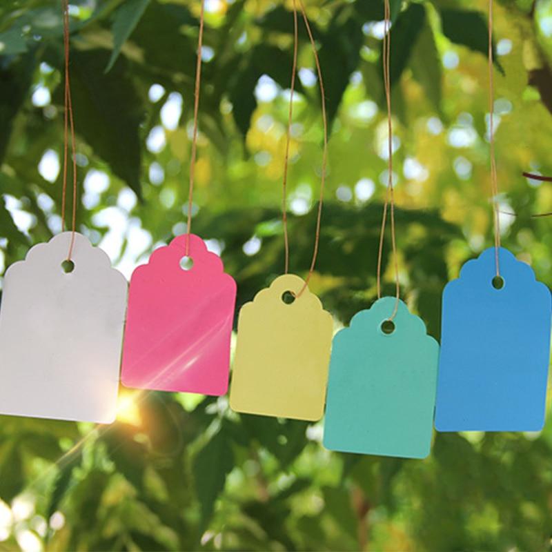 100 kosov / 10 kosov plastične večnamenske prenosne vrtne etikete, - Vrtne potrebščine - Fotografija 5