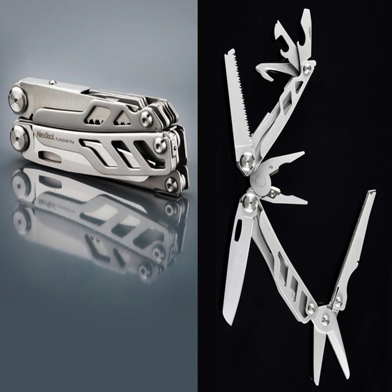 Nextool الرائد برو 16 في 1 متعدد الوظائف ذو طيات للطي EDC أداة اليد مجموعة من أدوات سكين مفك أدوات