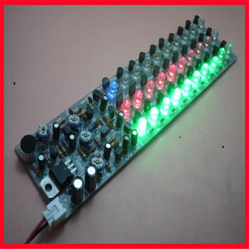 Level indicator/sound control level indicator Sound control level indicator module Electronic produc