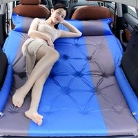 auto multi function automatic inflatable air mattress suv special air mattress car bed adult sleeping mattress car travel bed