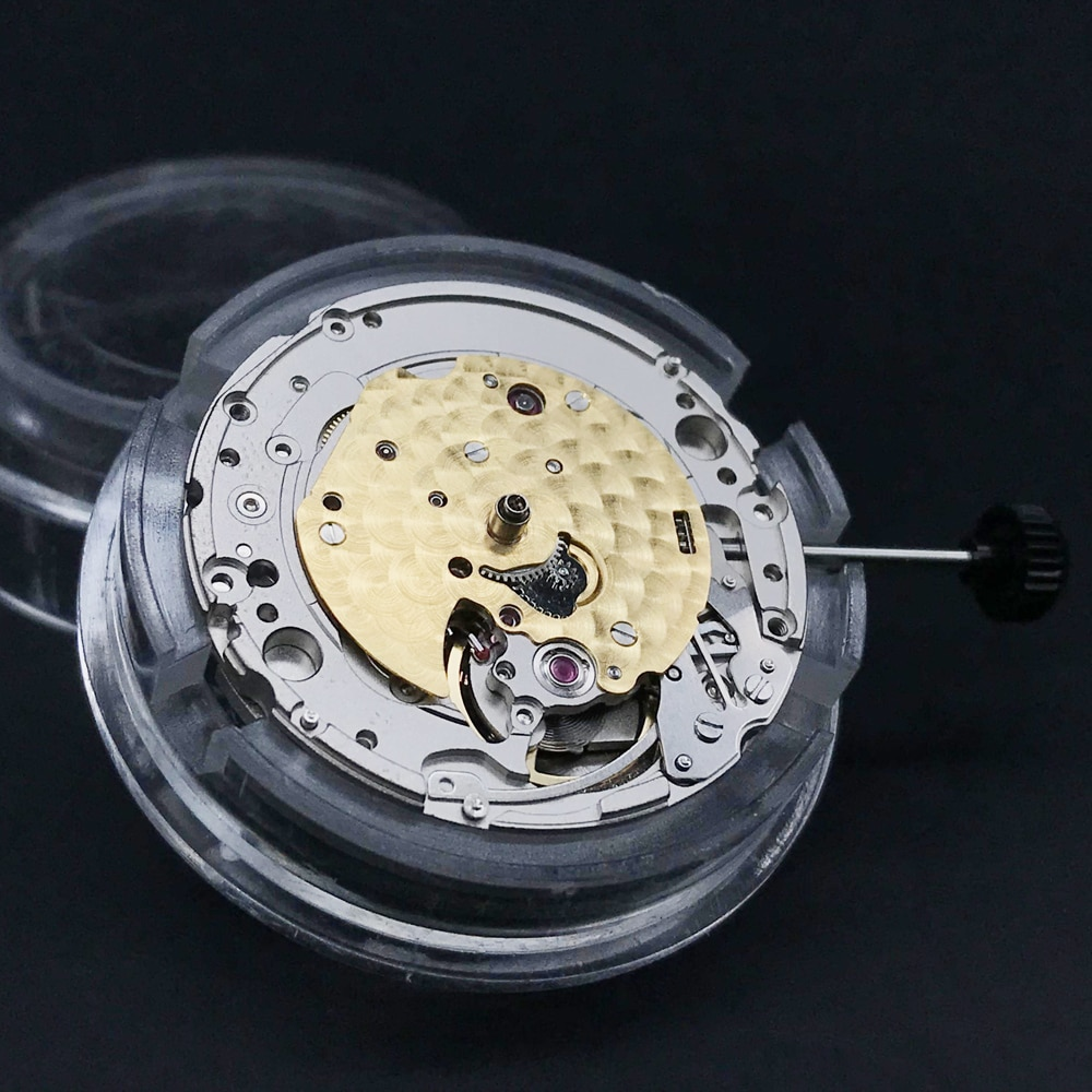 Japan Miyota 90S5 Luxury Automatic Mechanical Movment Ultra-thin Self-winding Wristwatches Replace Movement 24 Jewels Branded enlarge