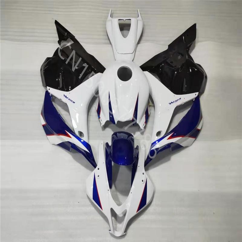 طقم انسيابية ABS كامل ، مصبوب بالحقن ، cbr600rr 2009 2010 2011 2012 ، عرض رائع ، CBR 600 RR ، أحمر ، أبيض ، أزرق ، 09-12