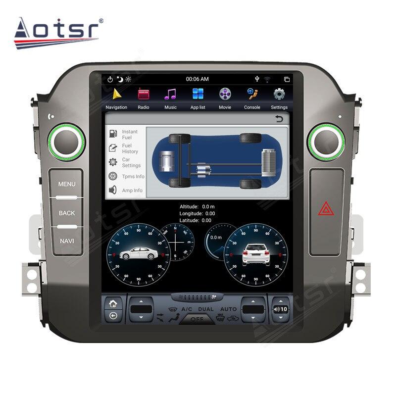 128G For Kia Sportage 3 SL 2011 2012-2016 Android  Radio Multimedia Car Cassette Recorder Stereo Player Tesla GPS Navi Head Unit