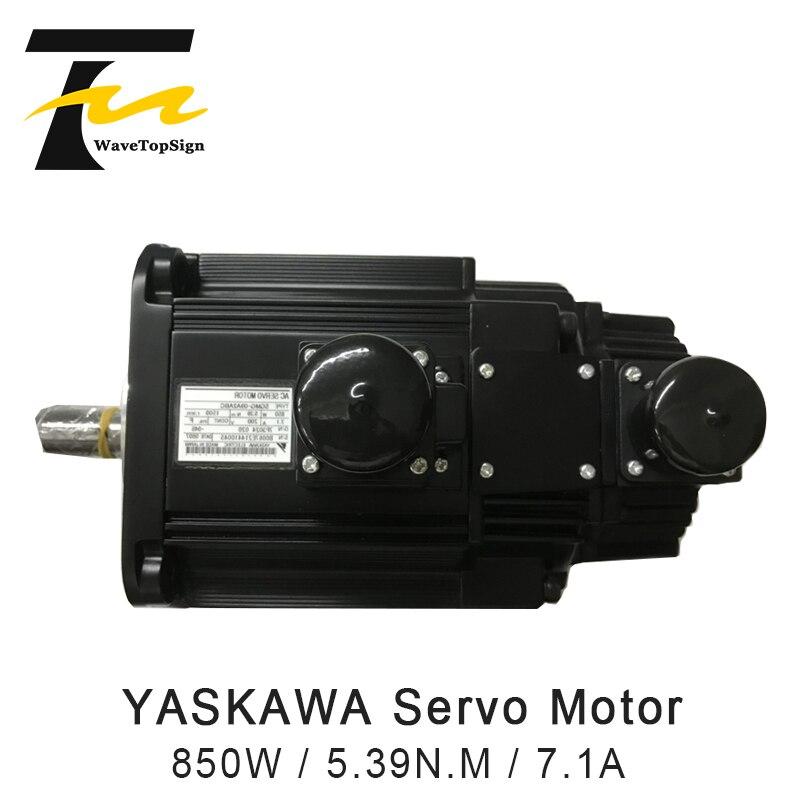 servo motor de yaskawa sgmg 09a2abc 850 w 539n m 71a 1500 r min