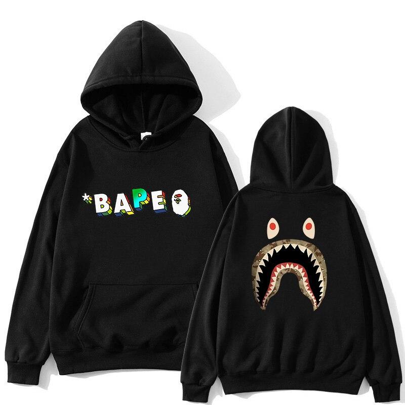 Unisex Hip Hop Newest Anime Hoodies Brand Funny Cosplay Pocket Hooded  Sweatshirts Couples harajuku Casual Hoodies Men/Women top