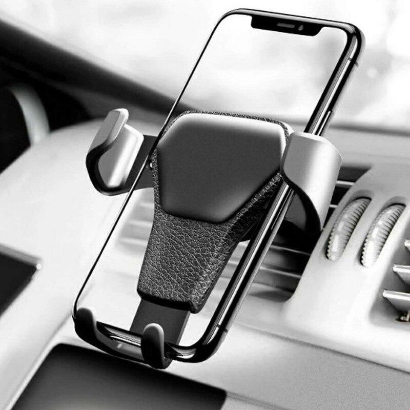 Auto Telefon Halter Air Vent Halterung Ständer halterung für Mercedes Benz GLS63 GLS GLE43 B55 Schießen S400 ML450 GLA CLK