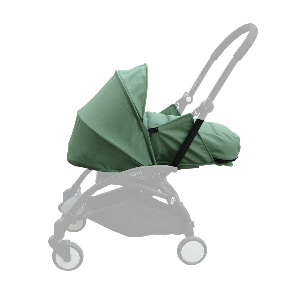 عربة الطفل عش الولادة كيس النوم لحديثي الولادة ل Babyzen يويو + يويا طفل الوقت عربة عربة سلة الملحقات عربات النوم الشتاء