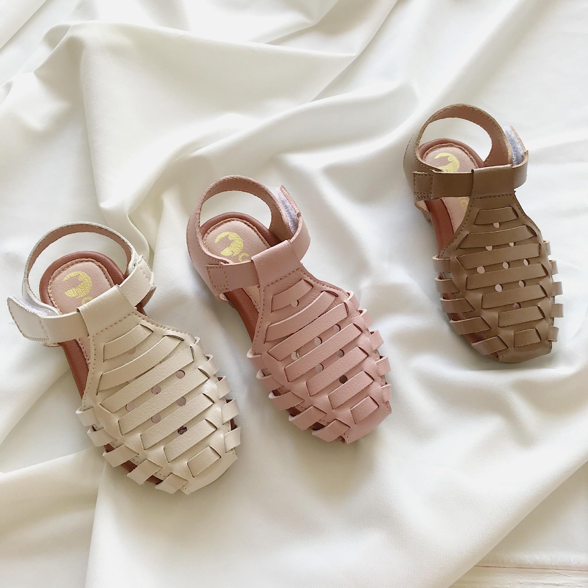 طفل الصيف الأميرة الصنادل الأطفال طفل أطفال بنات صنادل شاطئ القوس لطيف بنات الأميرة أحذية 1-8 سنوات أحذية رياضية للأطفال