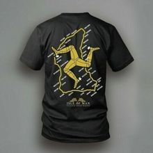 Isle of Man Klassische Tt Vintage Road Racing Motorrad 2020 Heißer Verkauf Neue Mode Marke O-ansatz Oversize Lustige T Hemd