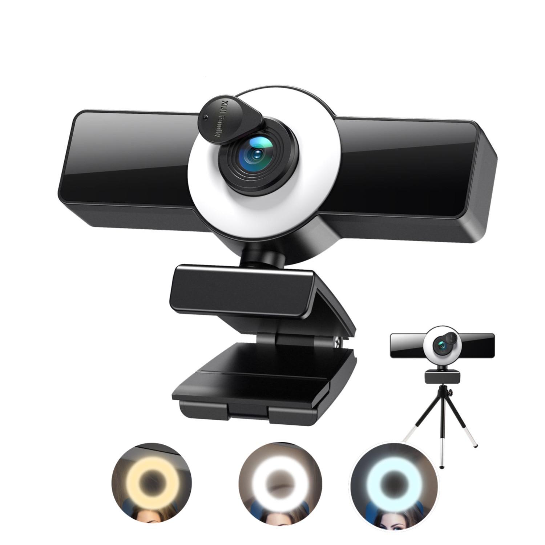 4k كاميرا ويب 2k كامل HD كاميرا ويب لأجهزة الكمبيوتر المحمول ماوس USB للكمبيوتر كاميرا ويب مع ميكروفون بؤرة السيارات لتيار مباشر يوتيوب