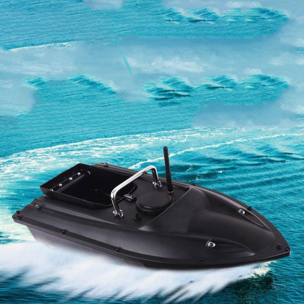 Wireless Nesting Boat Remote Control Cruise Speed Intelligent Fishing Boat ABS Anti-fall Single Bin Fishing Supplies enlarge