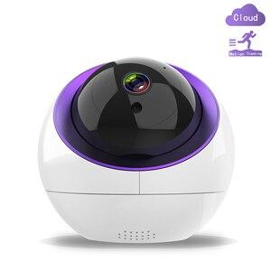 WiFi Camera Tuya 1080P HD CCTV Surveillance Camera IP Network Dome Camera PTZ with Auto Tracking Alexa Google Home Voice Control