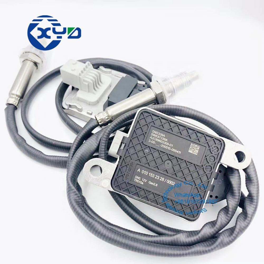 Le fabricant XINYIDA fournit directement le capteur NOX 5WK9 7339A A 010 153 23 28 12V