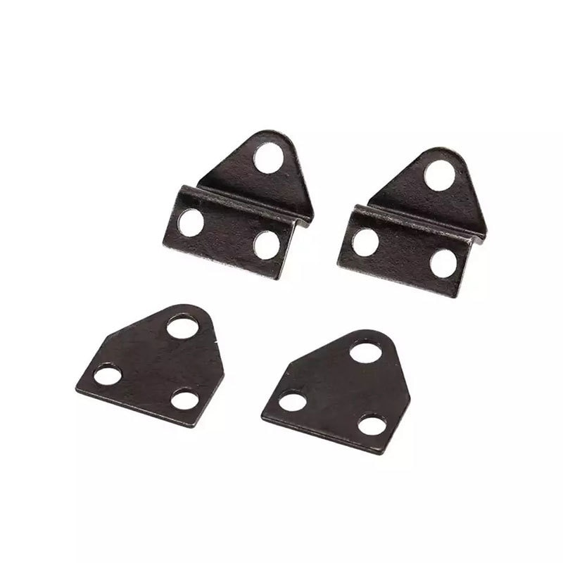 4Pcs 1/10 Rock Crawler Hard Leaf Spring Suspension Stainless Steel Bar for F350 D90 RC4WD Tamiya Axial Truck enlarge