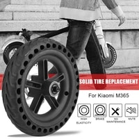 electric scooter tyre with disc brake disc scooter pneumatic tire rear wheel disc brake tyre for xiaomi m365 electric scooter