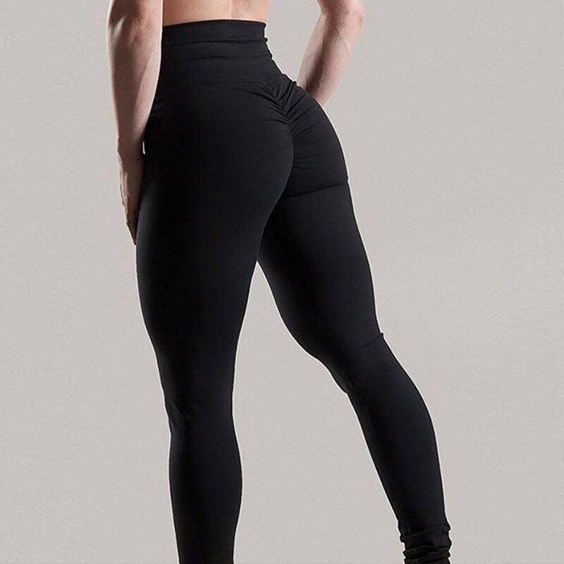 Mallas deportivas Push Up para mujer Leggings Sexy transpirables de cintura alta...