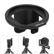 Ulanzi G8-6 52 мм фильтр адаптер кольцо кронштейн аксессуары для экшн-камеры для GoPro8 экшн спортивной камеры фильтр кольцо-адаптер