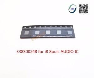 2-10pcs Original 338S00248 For iphone 8 8 plus X  Big Audio codec IC Chip U4700