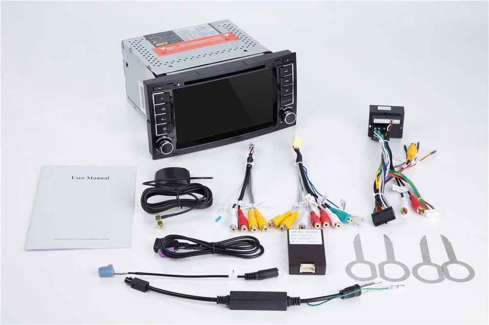 Android 10,0 de 64-Bit de reproductor de DVD de coche para Volkswagen Touare-g 2004-2011 T5 T5 Multivan transportador PX6 CARPLAY RADIO