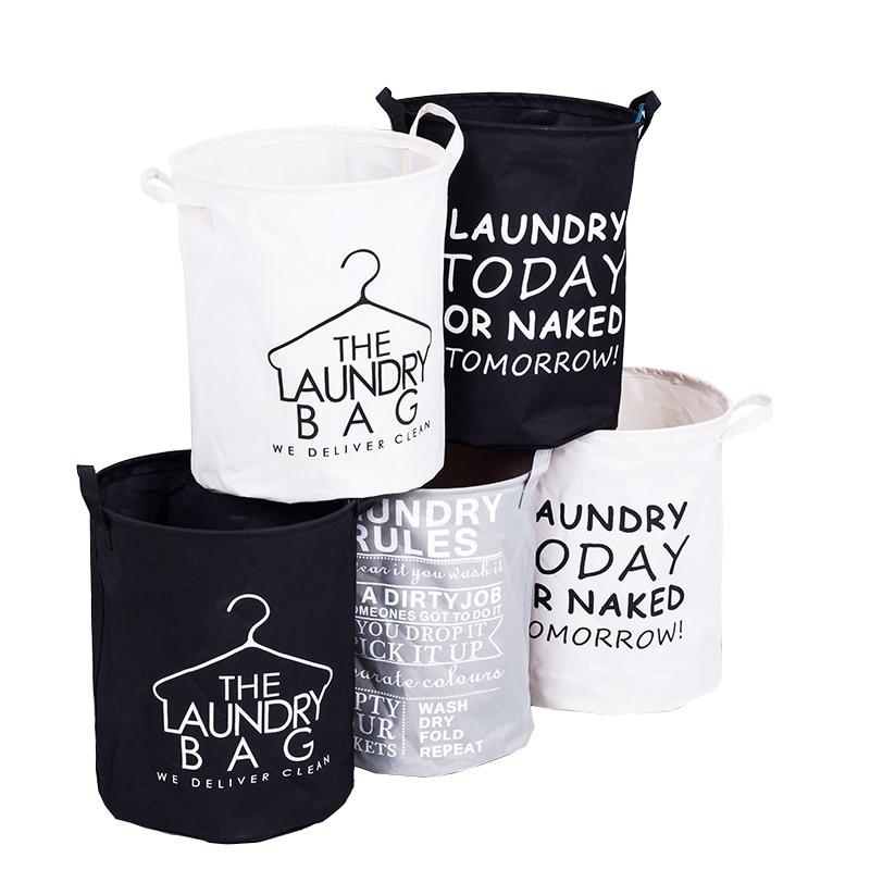 SDARISB модная тканевая корзина для белья, сумка для грязного мешка, складная корзина для хранения белья, браслет, сумка для белья, ванная комната