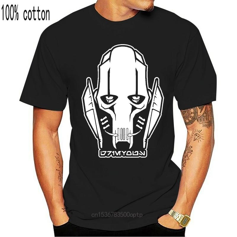 New General Grevious Sith Lord Darth Maul Vader Movie Mens T-Shirt 2021 Cool Tee Shirt