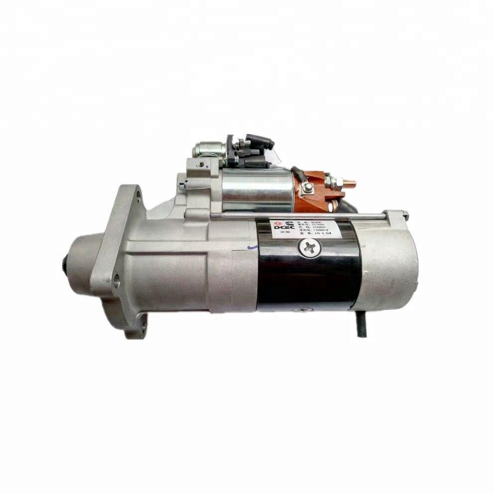 Motor de arranque diésel DCEC 5316889 genuino