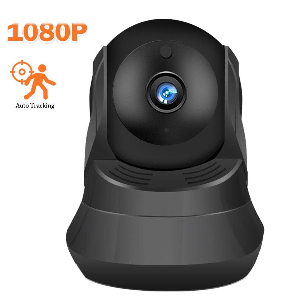 Wonsdar 1080P Home WIFI IP Camera AI Intelligent Auto Tracking 2MP HD Security Wireless Camera Indoor Cloud Network Surveillance
