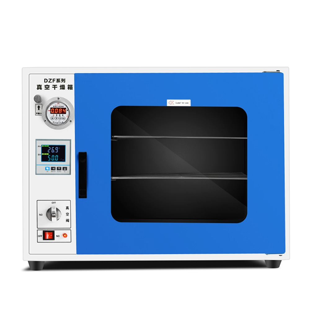25L Electric heating constant temperature vacuum drying oven laboratory digital display adjustable pressure drying oven