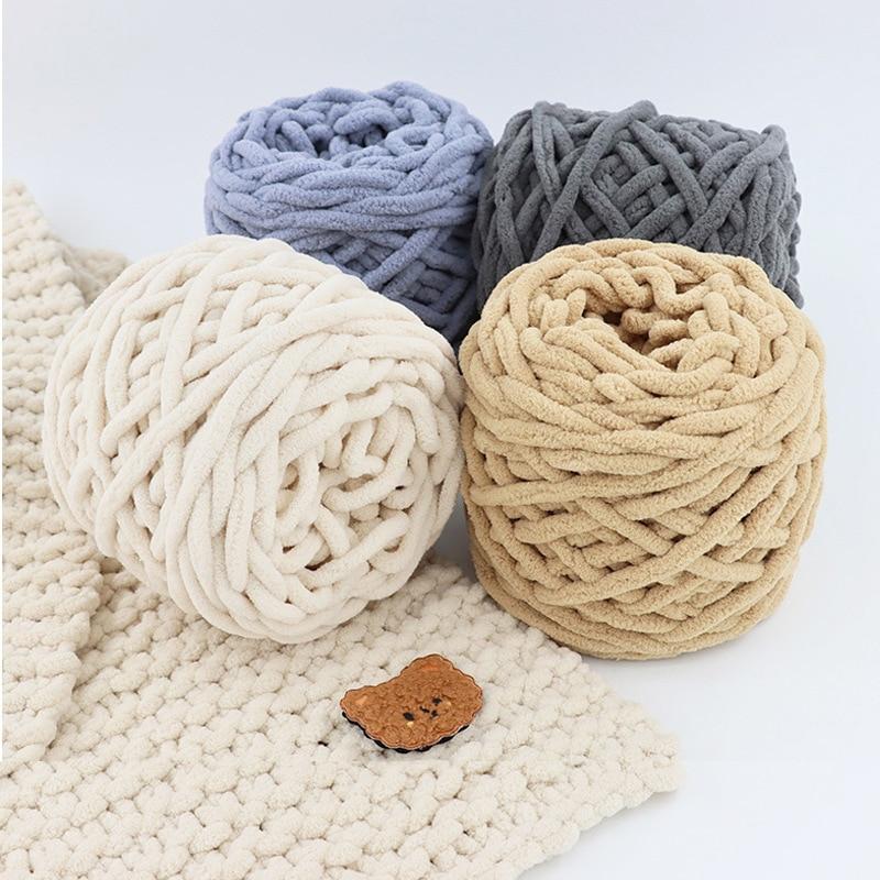 100 gramos de chenilla Alize hilado de lana gruesa hilo hilos para...