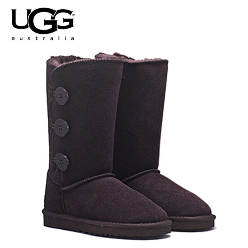 2020 nova chegada original ugg botas 1873 mulheres uggs sapatos de neve sexy botas de inverno botas de couro clássico botas de neve