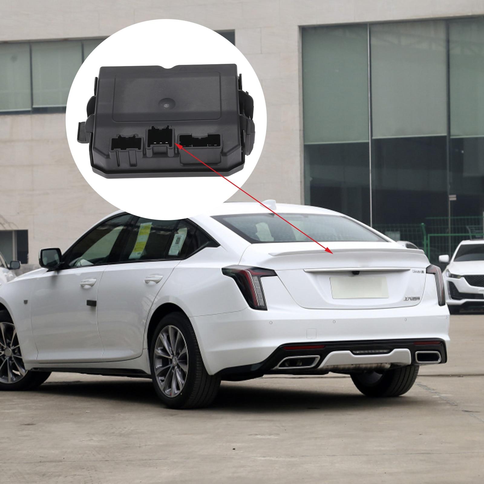 Plastic Trunk Liftgate Control Module Black Replacement Rear Lift Gate Control Module for Cadillac SRX 2010-2015 Car Automobile enlarge