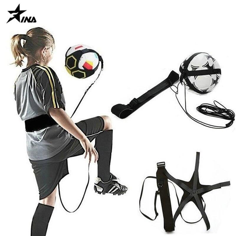 Professional football training equipment Rebound football training with auxiliary kick training children's training equipment training