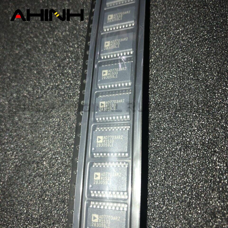 2/piezas ad7703arz ad7703a ad7703 sop20 integrado ic chip original novo bom apoio original bem-vindo para consultar