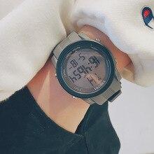 G Sport choc montre 9mm Super mince hommes marque de luxe électronique LED numérique montres pour hommes mâle horloge Relogio Masculino