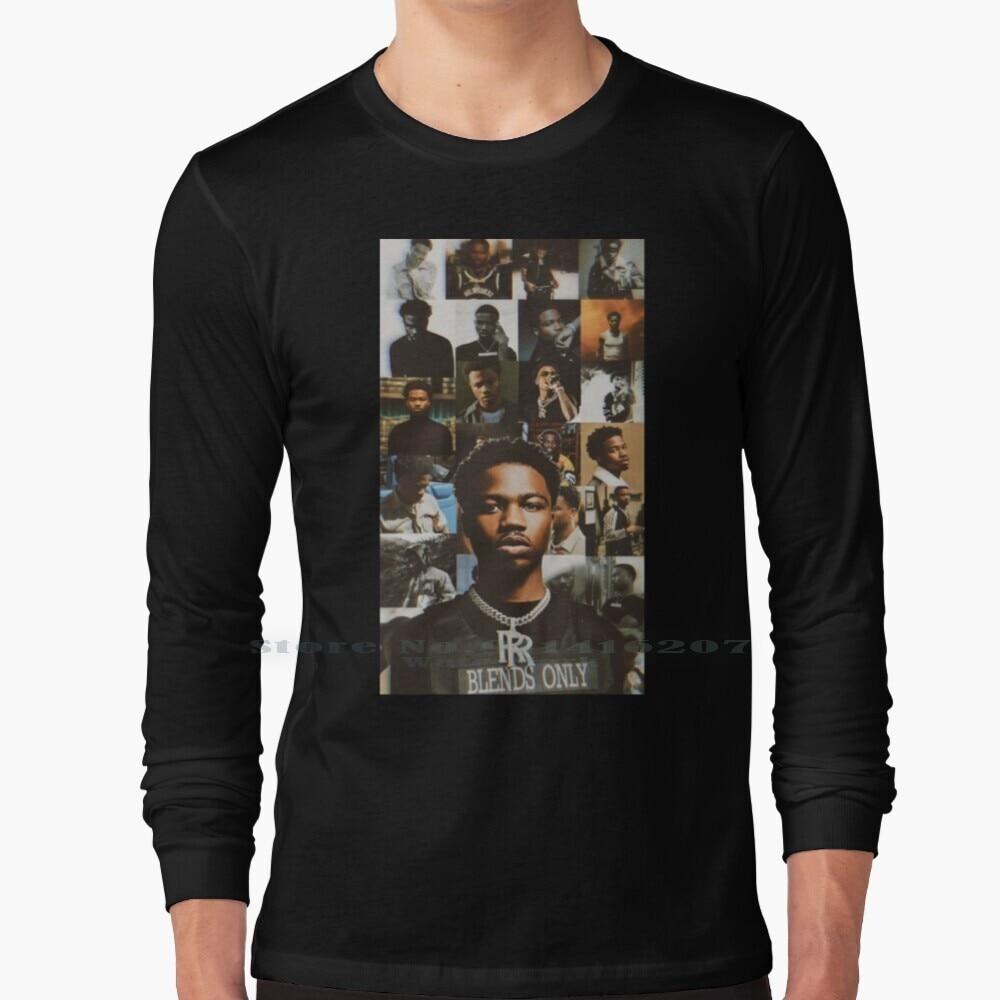 Roddy Ricch Collage T Shirt 100% Pure Cotton Roddy Rich Roddy Ricch Roddy Rich Ricch Rappers Rap Hiphop Hip Hop Music Roddy