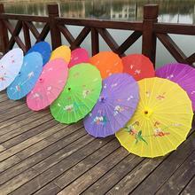 Wesele fotografia rekwizyty chiński orientalne styl Parasol ręcznie robione tkaniny rzemiosło Parasol LX8183