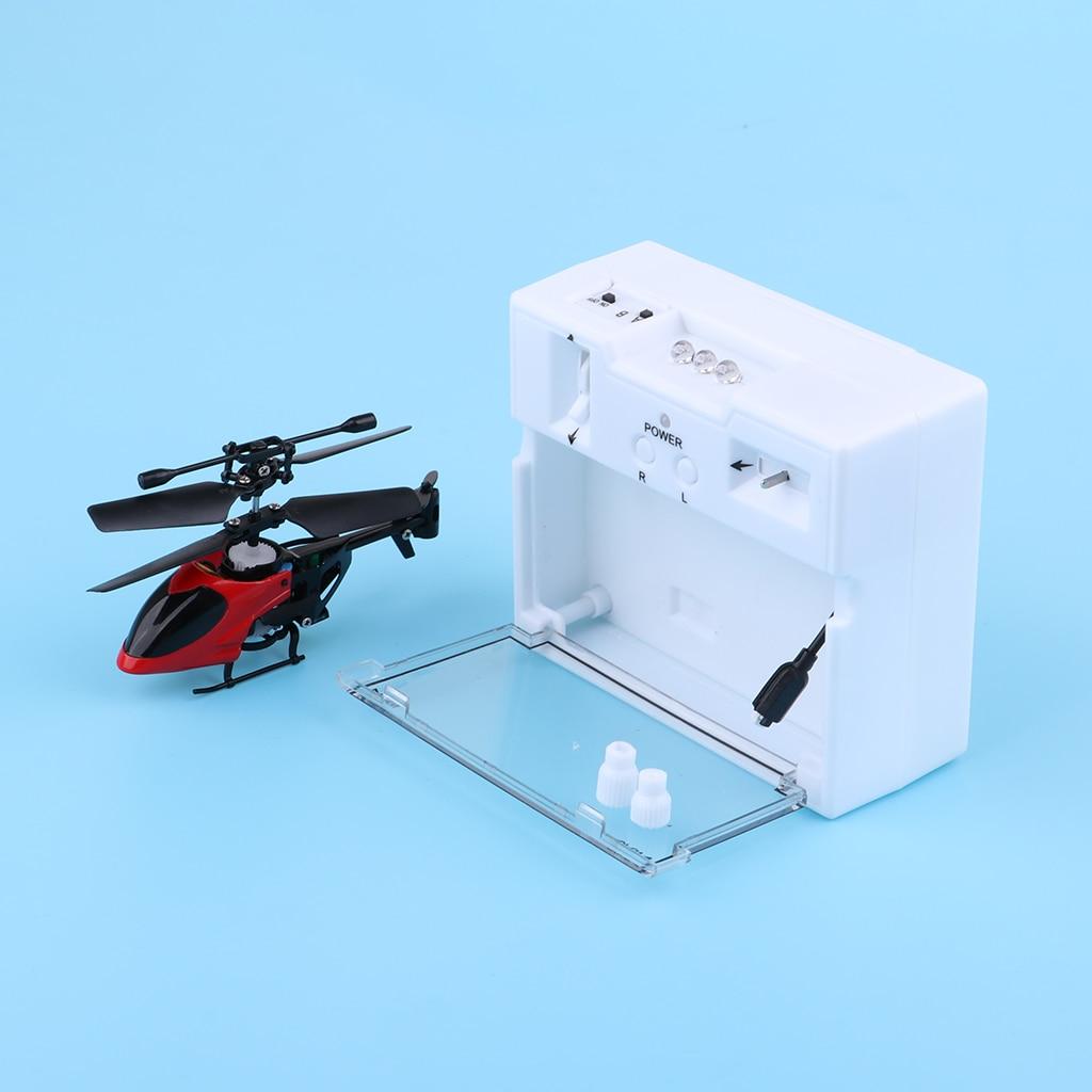 Cuspidal mini micro rc helicóptero aerodinâmico design estável bonito