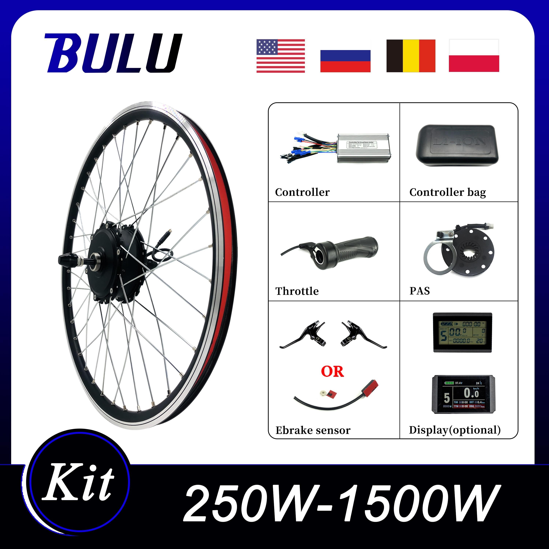 kit bicicleta electrica motor electrico para bicicleta kit conversion bicicleta electrica Kit...