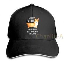Corgi Dog Lover Gift Cute Pembroke Corgi Corgi Lover Pet Dog Lover Tops Cardigan Baseball cap men women Trucker Hats