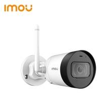 Dahua balle caméra imou balle Lite 4MP intégré Microphone alarme Notification 30M Vision nocturne Wifi caméra IP