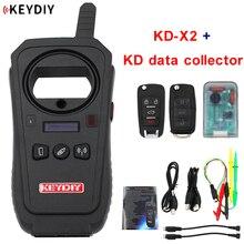 KEYDIY-télécommande détecteur et générateur   Transpondeur Clone, avec transpondeur 96bit 48, copieur aucun jeton + collecteur de données KD