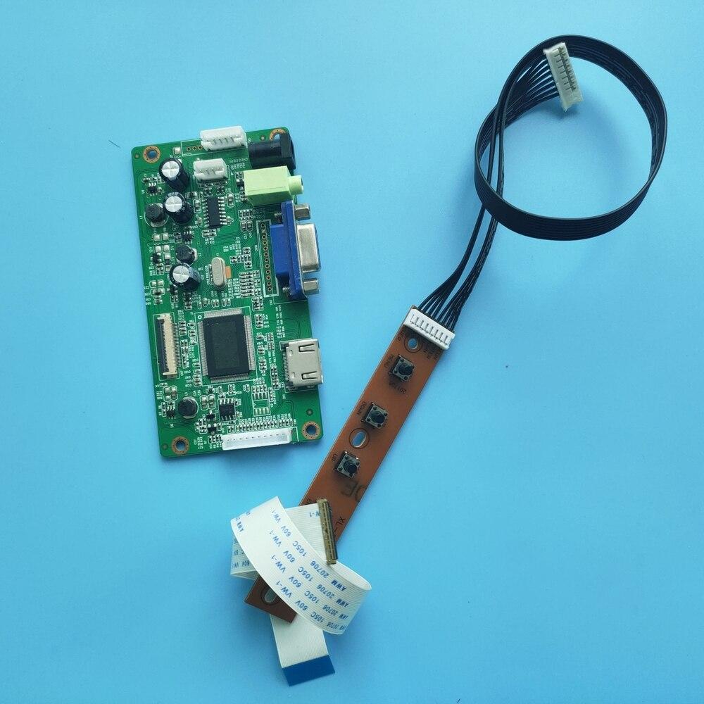 ل LP156WF6-SPA1/LP156WF6-SPK1 30pin سائق شاشة 1920X1080 EDP LED تحكم مجلس مراقبة عرض عدة VGA LCD HDMI DIY
